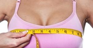 aumentare le misure del seno