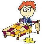 Enuresi:quando i bambini bagnano il letto