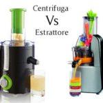 Succhi di frutta o di verdure: Estrattore o Centrifuga?